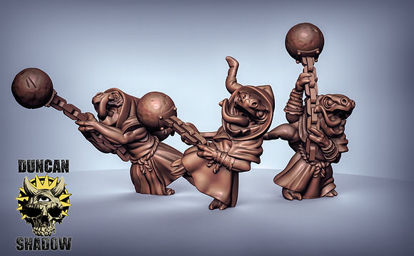 Kobolds with Ball and Chain (PreSupported)