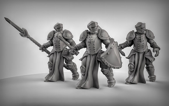 Warforged fighter 1 (multipart)