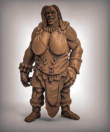 Female Hill Giant