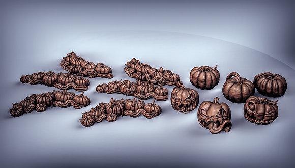 Pumpkin Mimic Terrain