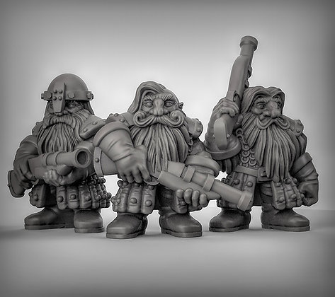 Dwarves With Rifles