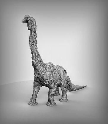 Zombie Brachiosaurus
