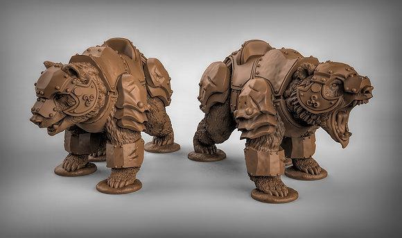 Armored Bears