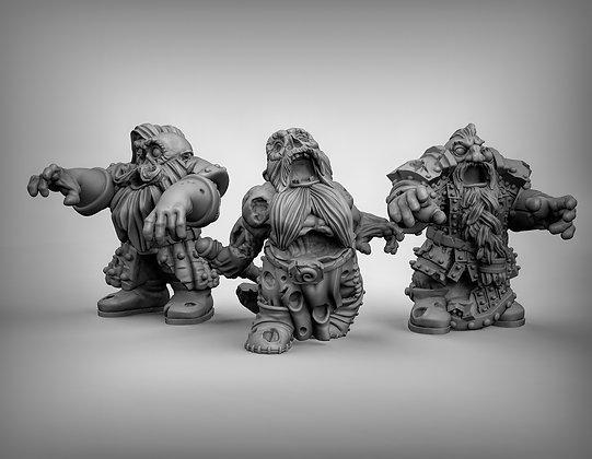 Zombie Dwarves