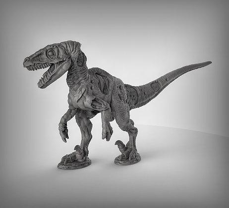 Zombie Velociraptor