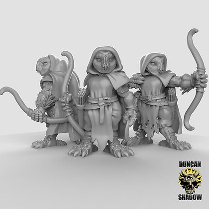 Owl Folk (pre supported)