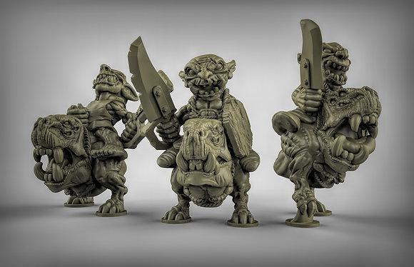 Goblin Hound riders