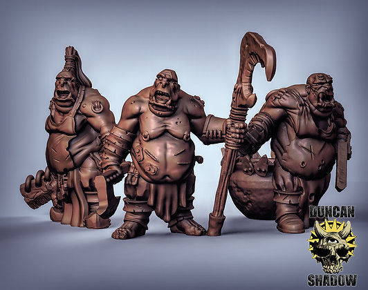 Ogre Butchers (PreSupported)
