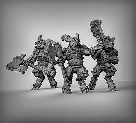 Armored Beastmen