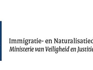 オランダ 移民局の申請料金の変更 (2019年度)
