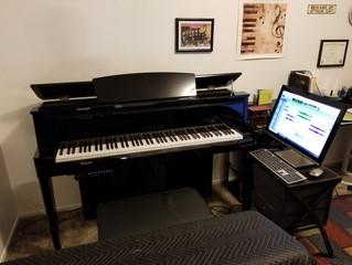 New studio location