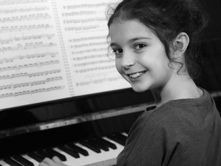 Monday/Wednesday spots available for piano lessons
