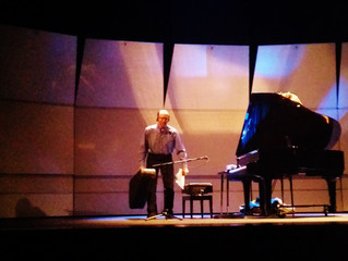 A bright future for the arts in Redding, CA, thanks to a George Winston benefit concert
