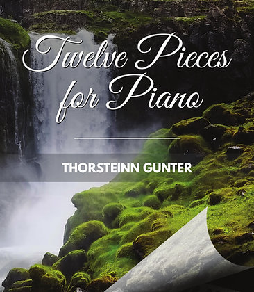12 Pieces for Piano (Songbook)