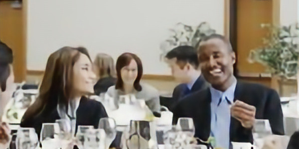 Business Etiquette And Fine Dining Program