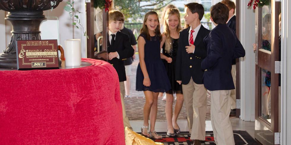 Children's Fine Dining and Social Etiquette