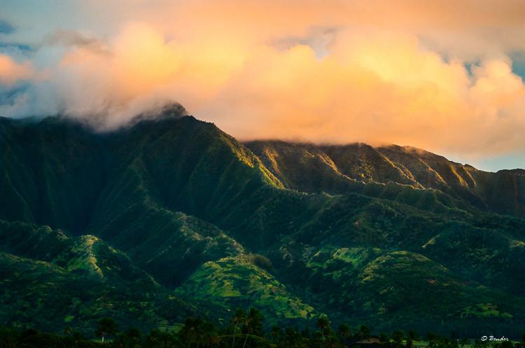 """""""Aloha Ahiahi Waianae"""" Oahu, Hawaii"""