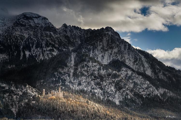 Neuschwanstein Landscape