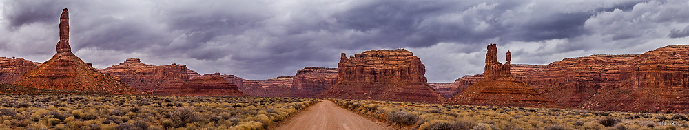 "Photo: ""The Gods are Angry"" Bears Ears National Monument, UT"