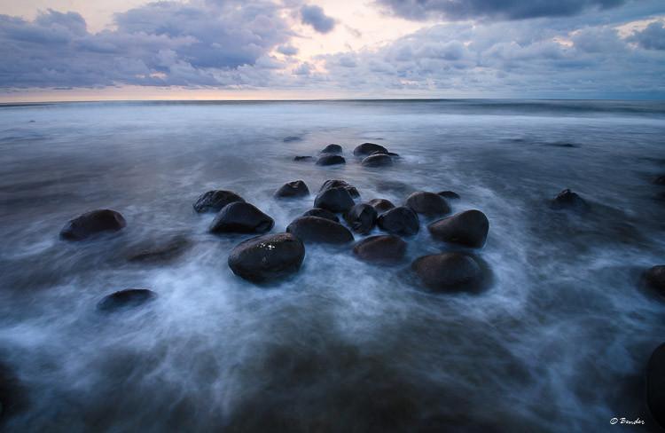 """""""Dark Zen"""" Yah Leh Beach, Bali"""