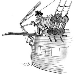 Lessons From the Gangplank