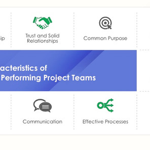 9 Characteristics of High-Performing Project Teams