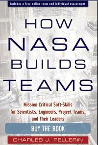 EVENT:  How Did NASA's $1.7 Billion Screw Up Deliver their Most Effective Team Building Result