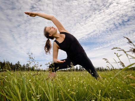 Ottawa Yoga Teacher Profile -  Chantal Houde