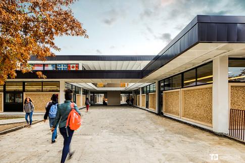ASHEVILLE HIGH SCHOOL