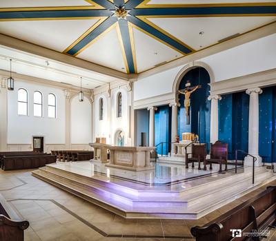 SAINT LUKE CATHOLIC CHURCH