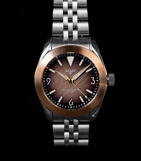 Pacific Explorer Sunset Copper FIXED