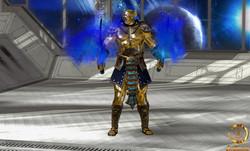 Anubis (Sentinel Armored Form)