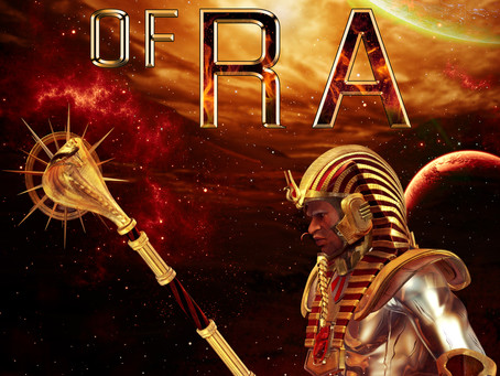 Merlin Musing Blog Review: The Eye of Ra: A Big Backstory