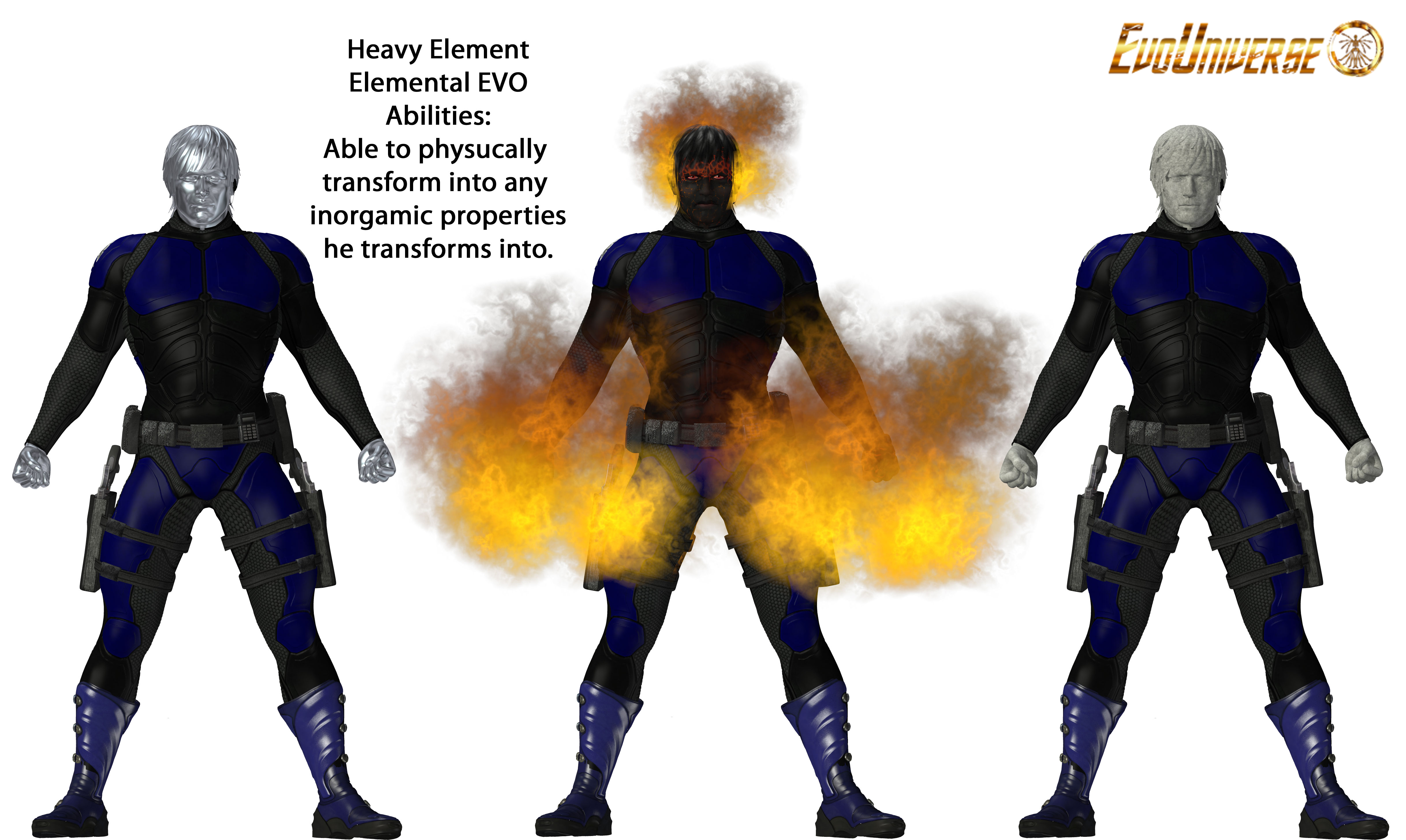 Heavy Element (Transformation)
