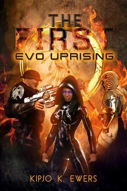 The First EVO Uprising Ebook Cover