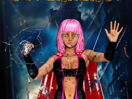 """Help! I'm a Superhero!"" Book Cover Reveal"