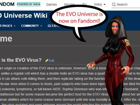 EVO Universe is now on Fandom