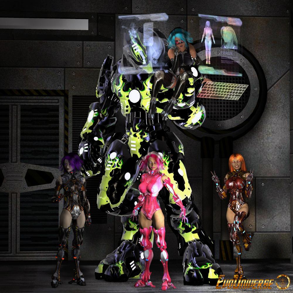 Lady-Tech