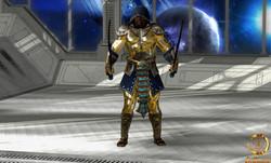 Anubis (Concept Artwork)