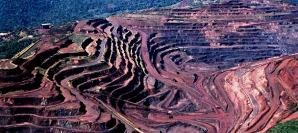 Iron ore on way to $US100/tonne