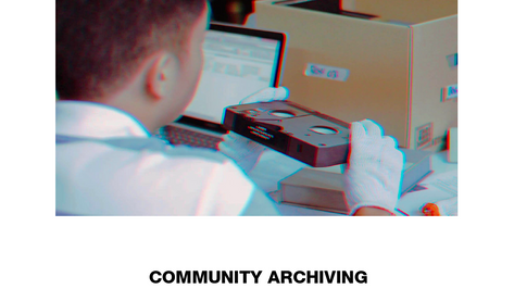 Community Archiving Workshop Manila