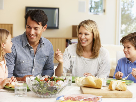 How to Optimize Your Family's Immune System with Nutrition During COVID-19
