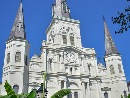 Ghosts and Vampires of New Orleans