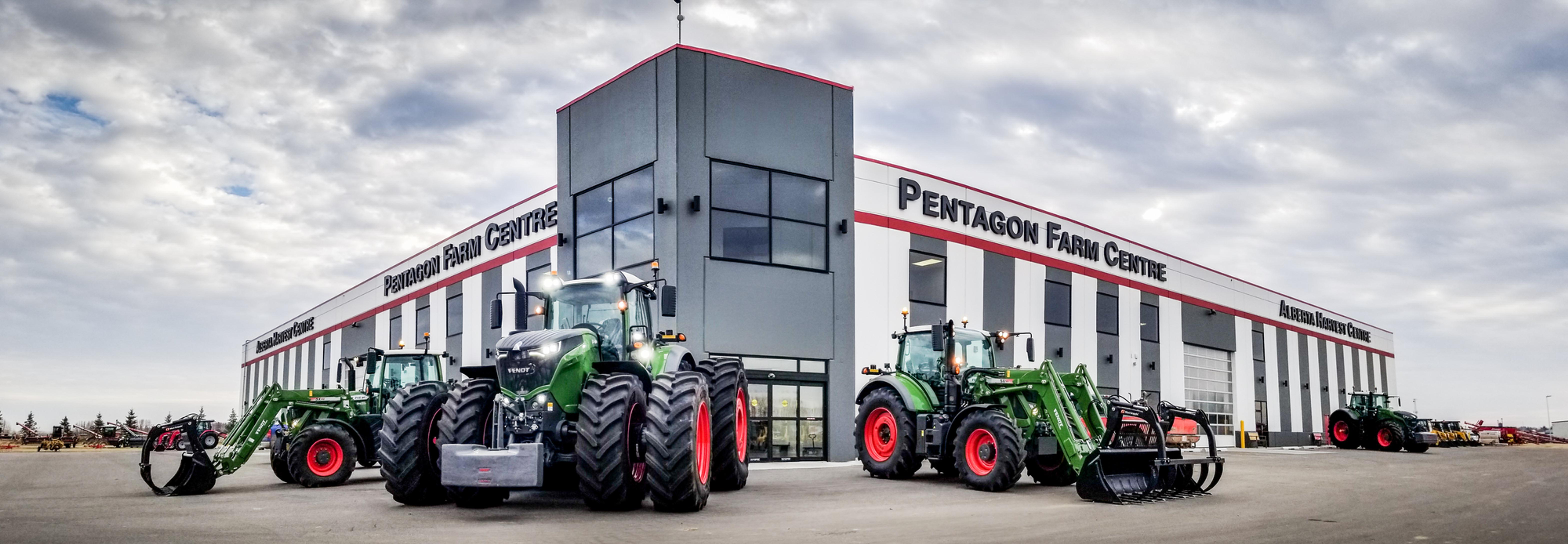 Farm Equipment For Sale In Alberta >> Pentagon Farm Centre Farm Equipment Sales