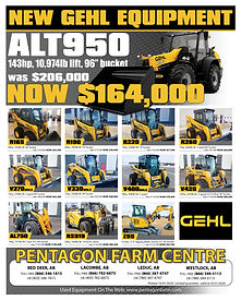 New Gehl Skid Steers and Snow Removal 10