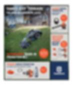 2020 Husqvarna Spring Flyer (Cover Page)