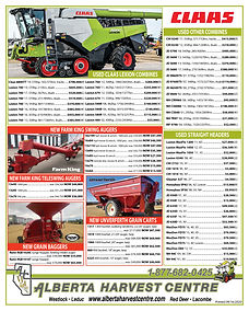 AHC Used Combines & Headers (09-16-2020)