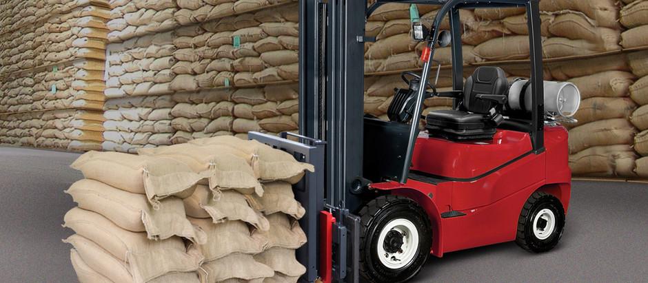 Reduza os custos de movimentação de grãos durante o período de safra