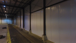 90,000 Sq. FT. of R-16 Blanket Wall Insulation System