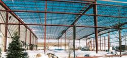 Shawmut Mills  Port Huron 33,000 Sq.Ft CECO Metal Building